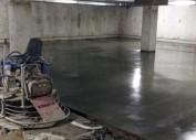 Полы для паркинга в жилом доме