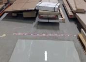 Заливка бетоном. Склад магазина Hoff